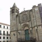 Iglesia de Portomarín