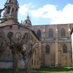 pamplona catedral lado sur