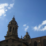 pamplona catedral lado sur