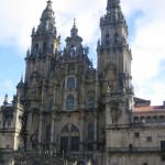 Fachada Catedral Santiago