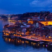 De Oporto a Santiago de Compostela