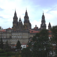 Last 100 km of the Camino Primitivo: From Lugo to Santiago de Compostela