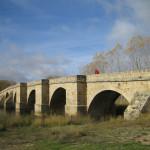 Puente sobre Rio Pisuerga