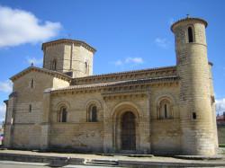 Frómista Iglesia S. Martín