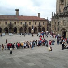 Camino Inglés: De A Coruña a Santiago