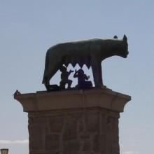 Vía de la Plata: Etappe 1 von Sevilla nach Cáceres