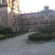 Die letzten100 km der Via de la Plata: von Orense nach Santiago de Compostela